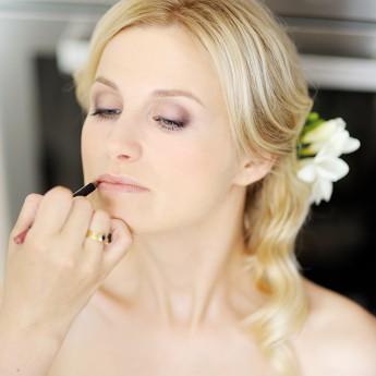 Maquillage pour événement